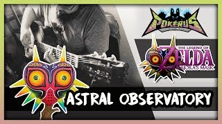 """The Legend of Zelda Majora's Mask: """"Astral Observatory"""" - Acoustic Cover    Pokérus"""