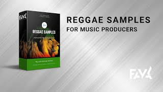 🎵 Reggae Sample Pack vol. 1 - Reggae Drums - Reggae Sounds - Sample Packs (Wav.) Royalty Free