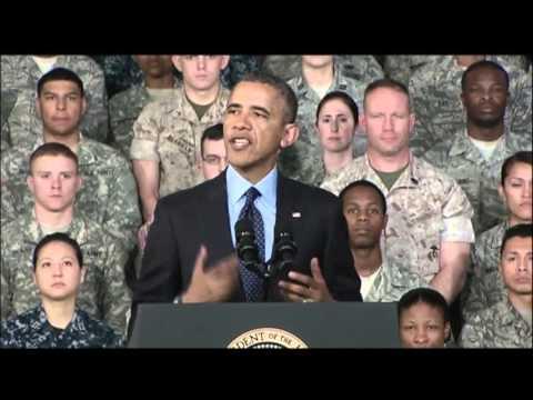 Raw: Obama Warns North Korea Against Threats