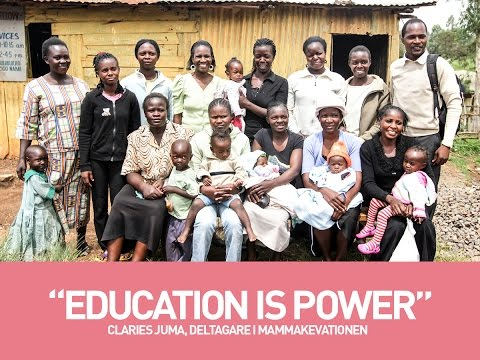 Education is power!