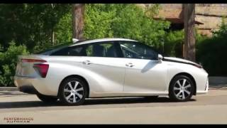 2017 Toyota Mirai - Full Review Exterior Interior and Drive