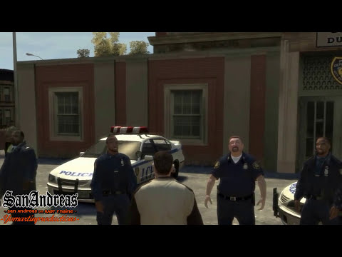 Loquendo GTA 4 San Andreas (on rage engine) Cap 2 HD