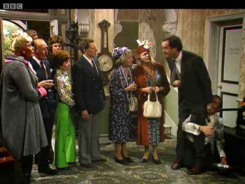 Don't Mention the War - Fawlty Towers - BBC