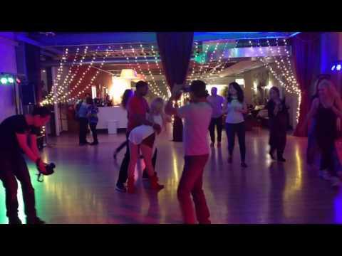 Derek's Birthday dance @ AMS ZNL Zouk Festival 2017.
