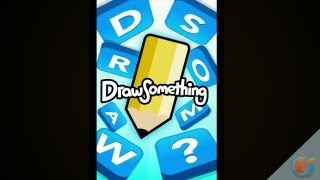 Draw Something by OMGPOP - iPhone Game Trailer