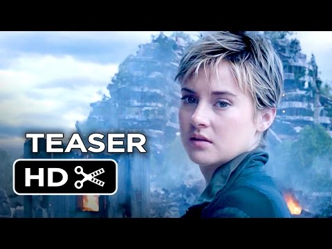 Insurgent Official Teaser Trailer #1 (2015) - Shailene Woodley Divergent Sequel HD