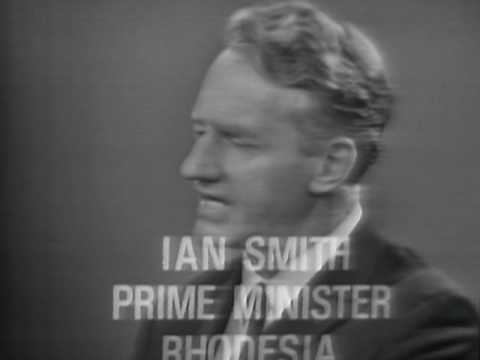 Firing Line with William F. Buckley Jr.: The Question of Rhodesia