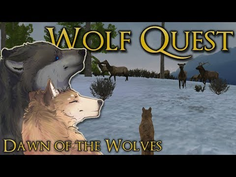 Escape to the Far Forests!! 🐺 Wolf Quest: Dawn of the Wolves • Season 2: Episode #13