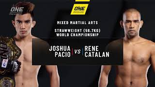 ONE Championship - Masters of Fate - Main Card Highlights