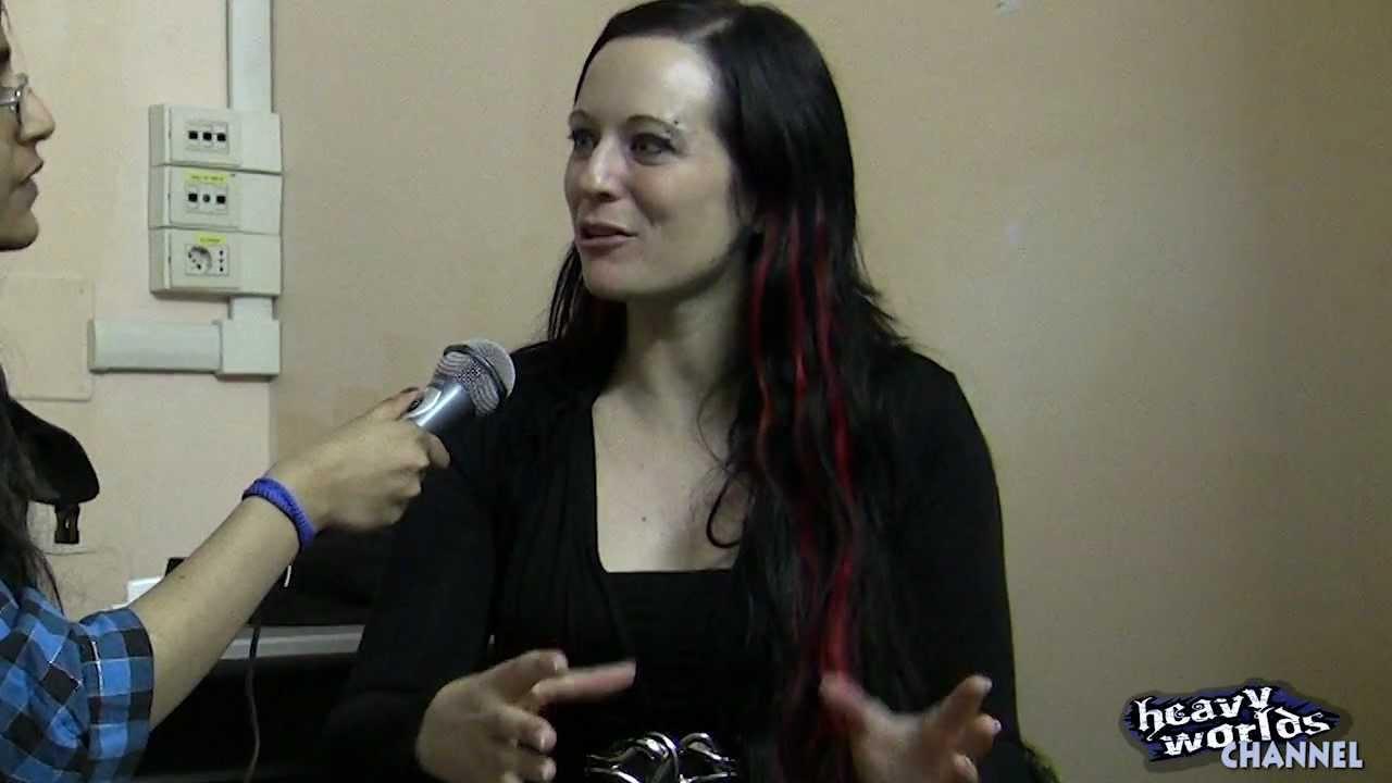 XANDRIA Manuela Kraller Interview ENG Heavyworlds