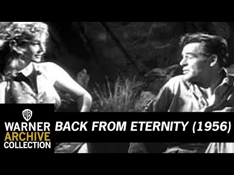 Back From Eternity: http://bit.ly/M5dvrW Eleven people crash-land in the jungle, but only five can make it out alive! John Farrow directs this tense thriller, based on his 1939 hit Five Came...