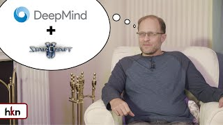 Machine Learning, AI, DeepMind, StarCraft II and Gamedev - Tim Morten