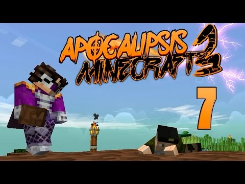 El Boomerang!! | #apocalipsisminecraft3 | Episodio 7 | Willyrex Y Vegetta video