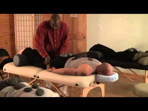 Community Shiatsu - Ivan Anderson - Healing Tree Wellness Center