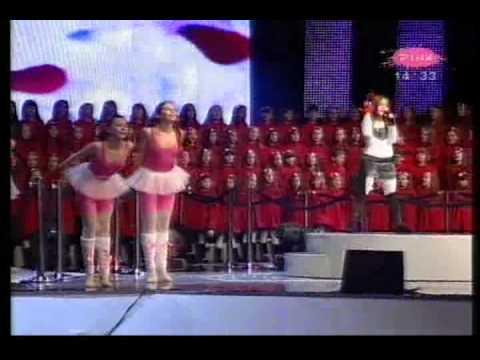 Andjela Tasic ''ljubav Za Sve'' Carolija 2009- video