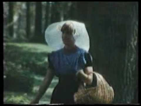 Zeeuws Meisje reclame uit de jaren 70/80 (Nederlands)