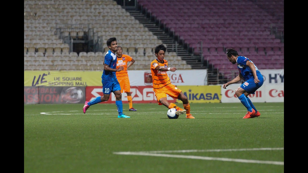 Albirex Niigata FC 2-1 Home United FC