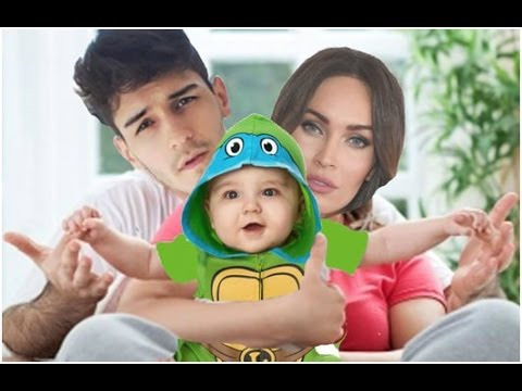 TEENAGE MUTANT NINJA TURTLES 2 - MEGAN FOX - Seremos una familia - Tortugas Ninja - Sebastian Silva