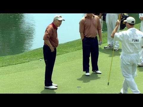 Through the years, PGA TOUR players have had the misfortune of hitting the pin in the heat of competition. Check out the most unforgiving flagsticks on the PGA TOUR (excluding majors). Watch...