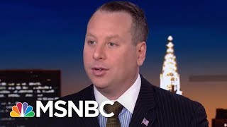 Sam Nunberg: Mueller Team Asked About Lawyer's Payment To Stormy   The Beat With Ari Melber   MSNBC