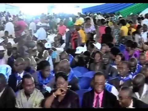 Rivers State Port Harcourt Nigeria 2012 Civil Service Week Trailer