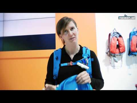 freeskiers.net @ ISPO 2014 - ABS