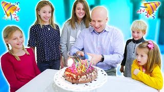 🎉 Happy Birthday! Blowtorch the Cake