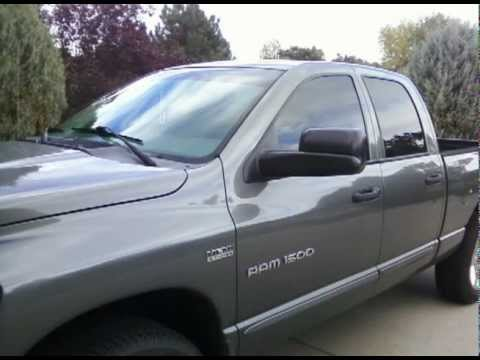 2006 Dodge Ram 1500 Transformation