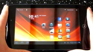 test acer iconia tab a100 fr