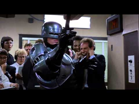 Robocop's Prime Directives   Shooting Range video