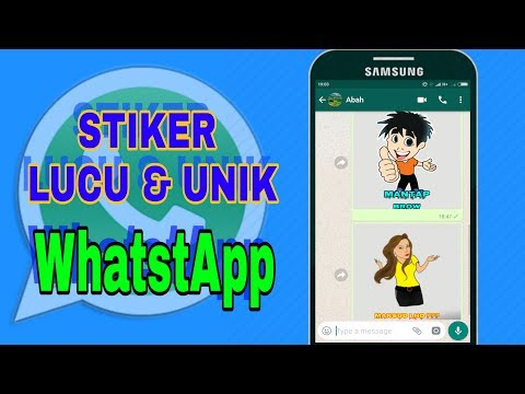 How To Make Cool And Unique Stickers In WhatsApp