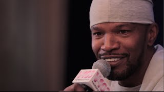 Jamie Foxx Discusses New Album + His Relationship With Mike Tyson