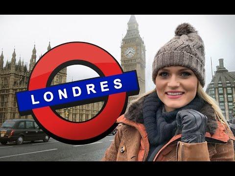 Um dia em Londres partindo de Paris com Eurostar - Vlog de Viagem na Europa
