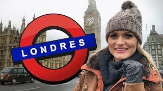 Um dia em Londres partindo de Paris com Eurostar - Vlog de Viagem na Europa - Ep.12