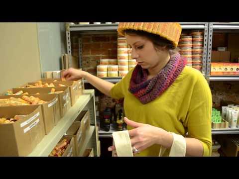 Zia Raids the Burt's Bees Product Closet