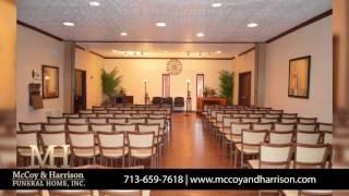 McCoy & Harrison Funeral Home, Inc.   Funerals & Memorials in Houston