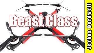 Catalyst Machineworks Tasmanian | BEAST CLASS LIKE X-CLASS FOR FREESTYLE PILOTS
