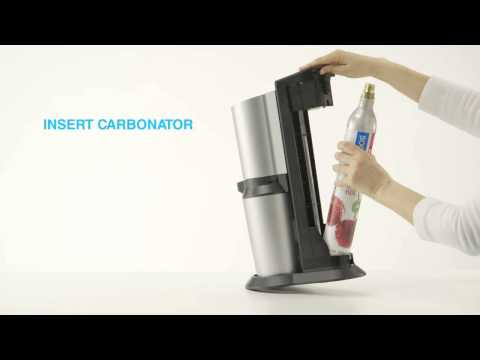 How To Use The SodaStream Crystal - Online Guide