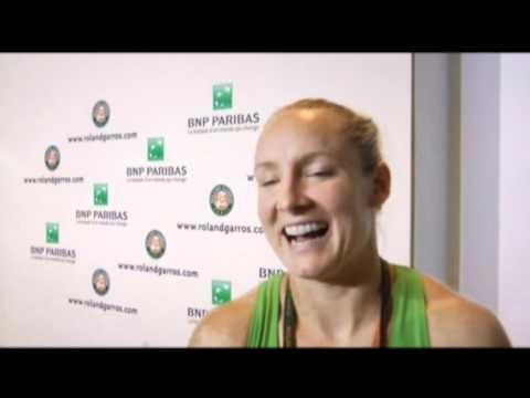 2011 全仏オープン: Bethanie Mattek-Sands