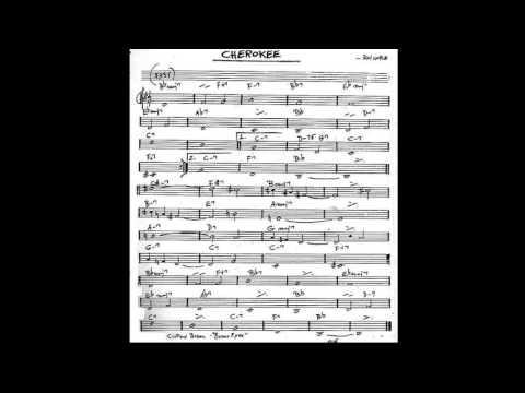 Cherokee - Play Along - Backing Track