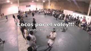 ecuavoley Bibas vs Shorty  2013 - locos por el voley