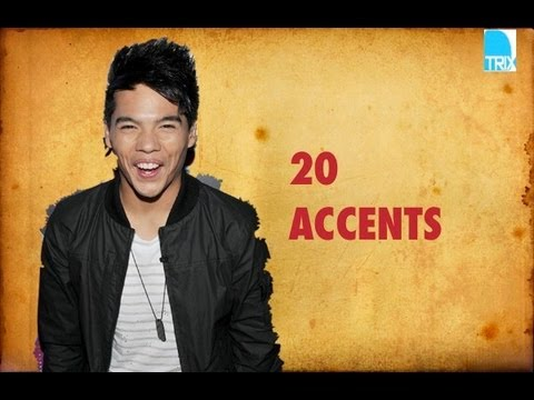 20 Accents