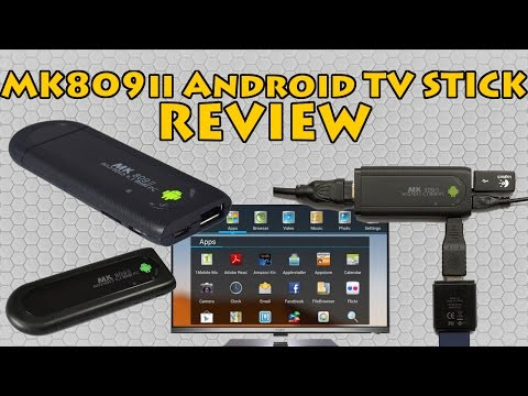 MK809 II Android Mini PC TV Dongle Review - Smart Google TV and Emulation Gaming Machine? IV