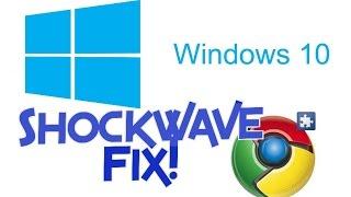 download lagu Shockwave Isn't Responding Chrome Windows 10 Fix gratis