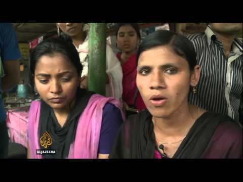Bangladesh garment unions step up fight for rights