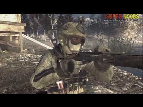 Super Noobs - A MW2 Funtage Movie