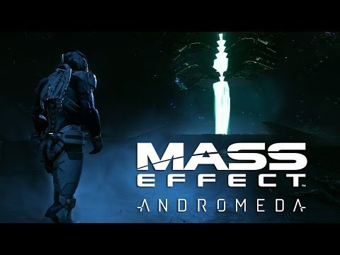 "MASS EFFECTâ""¢: ANDROMEDA Official 4K Tech Video"