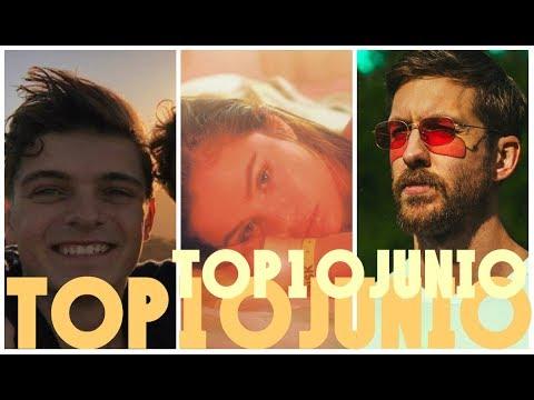 Top Music June 2017 / Top 10 Junio Música