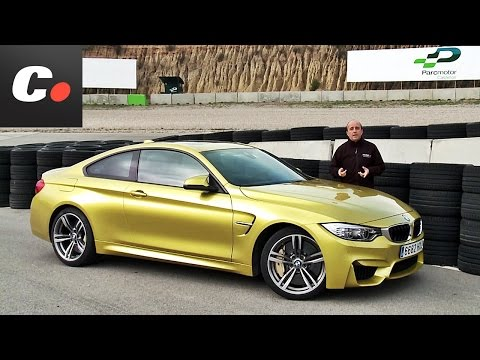 BMW M4 Coup� - Prueba / Test / Review coches.net (2015)