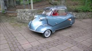 Messerschmitt KR 200 uit 1962
